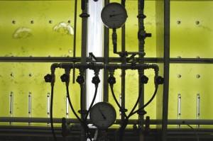 Algenproduktion für Energiegewinnung